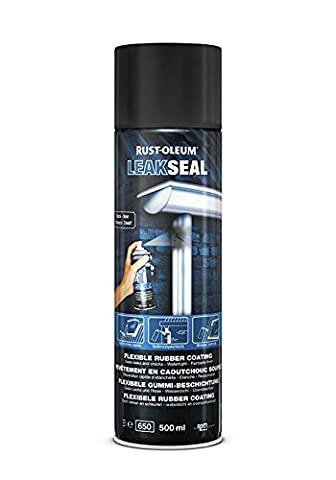 RUST-OLEUM SPRAY 500ml Leakseal® Schwarz