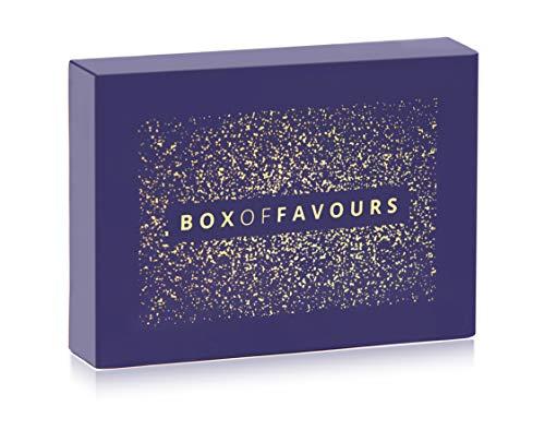 Box Of Favours Caja de favores-el último nuevo regalo para alguien especial, para cumpleaños/Navidad/San Valentín/boda/día de la madre/Día del padre/Regalo