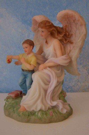 römischen Seraphim Classics Seraphim Classics Angel To Watch Over Me-Fünfte Jahr Boy Figur -