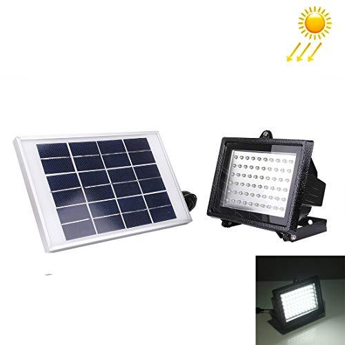 1. A estrenar y alta calidad.2. Energía del panel solar: 6V 5W, potencia nominal: 3W, capacidad incorporada de batería de litio 3.7V: 4000mAh.3. No requiere electricidad.4. Accionado por la luz solar durante el día.5. Panel solar de alta eficiencia.6...