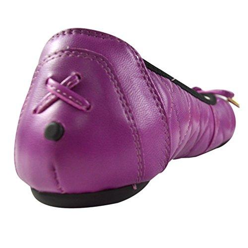 Baideng , Ballerines pour femme M Violet