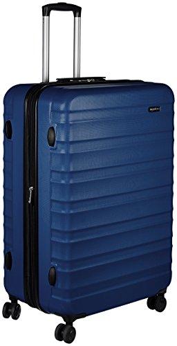 AmazonBasics Hartschalen - Koffer - 78 cm, Marineblau