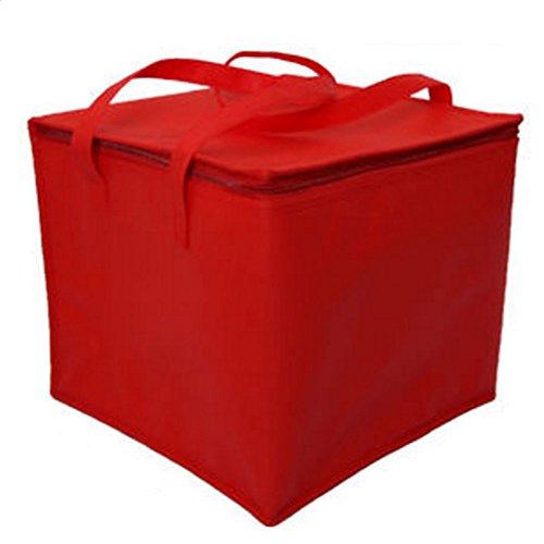Alien Storehouse Wiederverwendbare Lebensmittelgeschäft-Einkaufstaschen - Bunte zusammenklappbare Isolierkühlertorte-Tasche,#B2