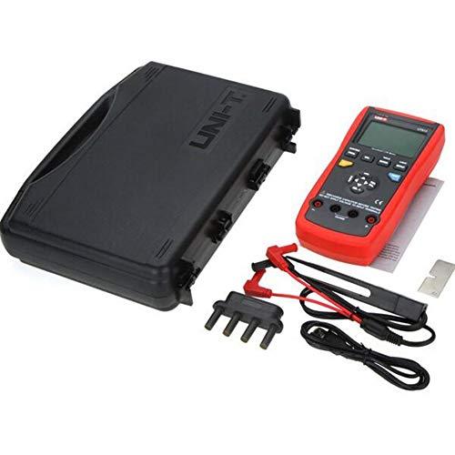 UNI-T UT612 USB Interface 20000 zählt Multimeter mit Induktivitäts-Frequenz-Abweichungsverhältnis-LCR-Tester - Black & Red