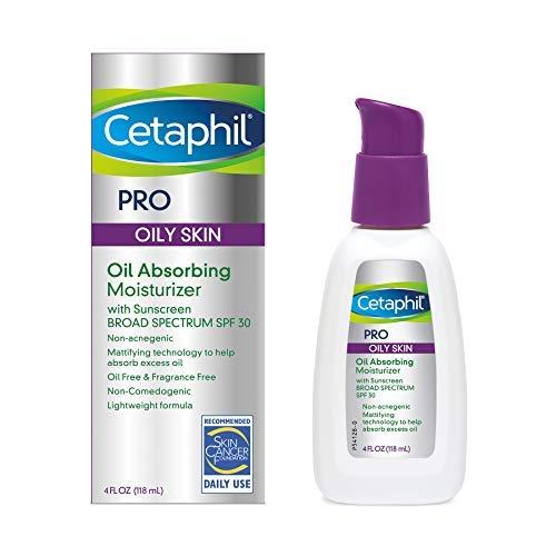 Cetaphil Dermacontrol Moisturizer SPF 30, 4 Fluid Ounce - Derma Tagescreme