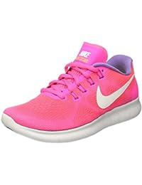 Nike Free Run 2017, Zapatillas de Entrenamiento para Mujer