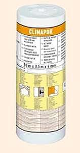 SAD 8108 Isolant sous papier-peint Isorol Rouleau de 0,5 x 10 m épaisseur 4 mm