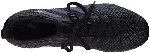 adidas Ace 17.3 FG, Chaussures de Football Entrainement Homme Noir (Core Black/Core Black/Utility Black)