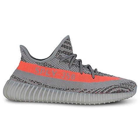 Adidas Yeezy Boost 350V2 Herren Schuhe Kanye West, - XQTP2K79RODN - Größe: (USA 8.5) (UK 8) (EU 42)
