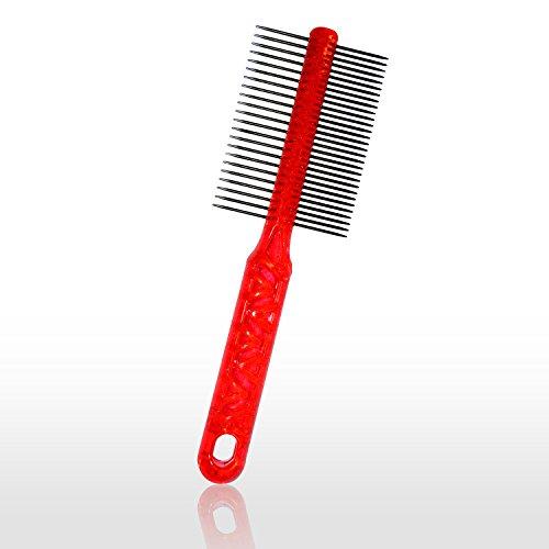 Produkt: Hundekamm, Staubkamm für Mittel- & Lang-Haar