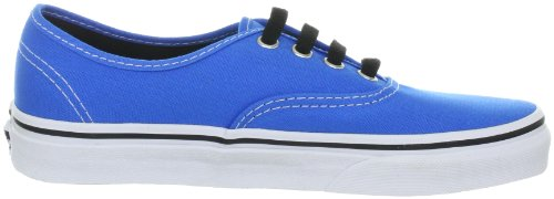 Vans U Authentic, Baskets mode mixte adulte Bleu (Brllntblu/Truwt)