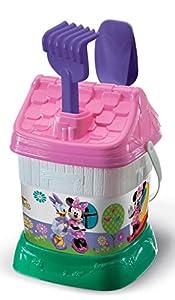 Minnie Mouse - Bucket House, Juego de Aire Libre (Mondo Toys 18334)