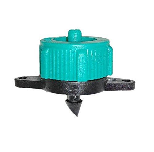 HidroRain Rambo A4 – 20 – gotero autocompensante débit 4 l/h, 15 x 1 x 14 cm, Couleur Vert