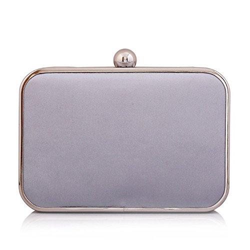 ERGEOB® Donna Clutch sacchetto di sera borsetta mano-perla taschino diamante Clutch Chic Hot Rock Rock