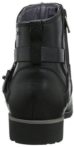 Teva Delavina Ankle, Bottes Classiques femme Noir (Black)