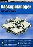 BackUpManager. CD-ROM
