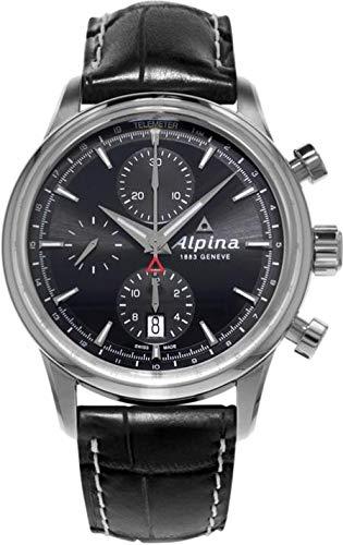 Alpina Geneve Alpiner Chronograph Cronografo automatico uomo Molto sportivo