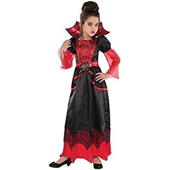 christys girls vampire queen costume 4 6 years - Magic 8 Ball Halloween Costume