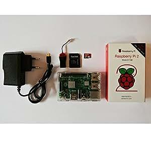 LPSet Pack LP2 Multi - Raspberry Pi 2 Model B 1GB - Raspbian