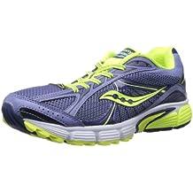 Saucony Grid Ignition 4 PUR/CTN - Zapatillas de running para mujer, color morado