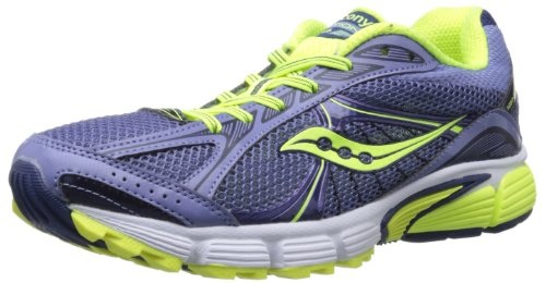 Saucony Grid Ignition 4 PUR/CTN - Zapatillas de running para mujer, co