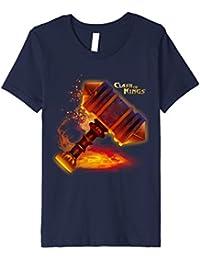 Clash of Kings: Alliance Flag Series T-shirt (War hammer)