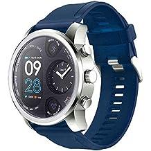 Starriver IQI T3 Reloj Inteligente a Prueba de Agua,Reloj con Monitor de oxígeno para