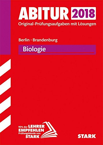 Abiturprüfung - Biologie eA/GK/LK - Berlin/Brandenburg