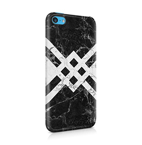 Marble Stone Forest Woods Nature Tumblr Apple iPhone 4 , iPhone 4S Snap-On Hard Plastic Protective Shell Case Cover Custodia Black Light Grey
