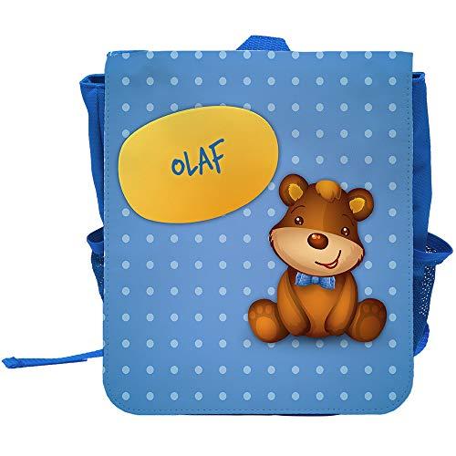 Namen Olaf und schönem Bären-Motiv für Jungen ()