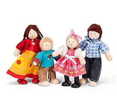 Familia Dollhouse [Importado de Alemania] de Papo