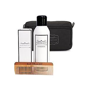 Bartpracht Bartpflege Bartöl für einen weichen Bart (30ml)