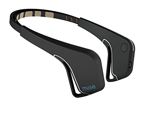 MUSE InteraXon The Brain Sensing Headband - Color: Black