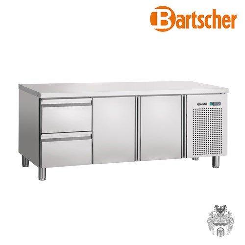 Bartscher Kühltisch 2T 2SL