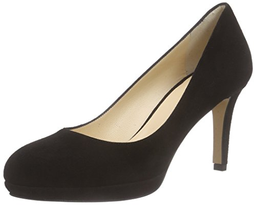 Black Evita Pump Pumps 10 Shoes Women nero 7wSaxqIw