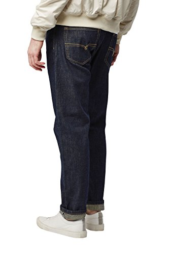 next Jean Tapered Fit Homme Bleu