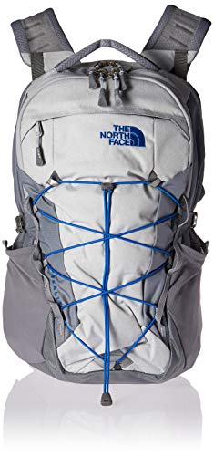 High-rise Taschen (THE NORTH FACE Borealis Rucksack High Rise Light Heather/Mid Grey, One Size)