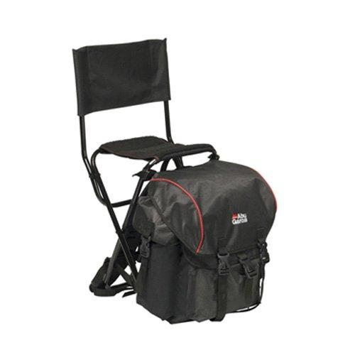 Mochila con silla Abu Garcia.
