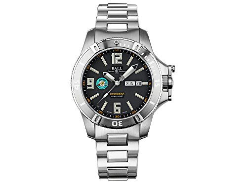 Montre Ball Engineer Hydrocarbon Spacemaster Binnie, Edition Limitée, COSC
