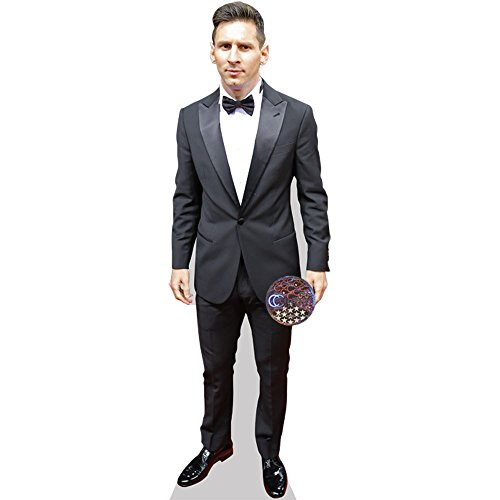 Mini Bow Tie (Celebrity Cutouts Lionel Messi (Bow Tie) Pappaufsteller Mini)