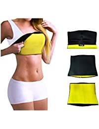 05e76a231e Antima Unisex Body Shaper for Women Men Weight Loss Tummy Reducer Body  Shaper Belt Slimming