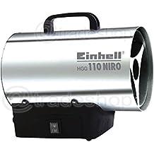 Generador Einhell Hgg 110Niro de aire caliente Calentador a gas Mobile Portátil