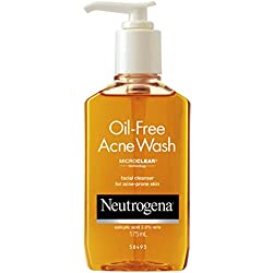 Neutrogena Oil-Free Acne Wash, 175ml