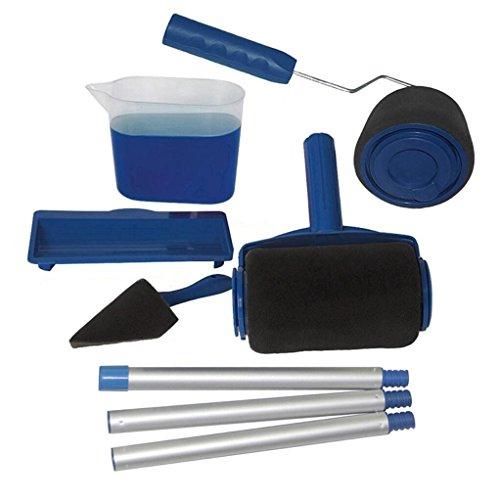 8pcs paint runner pro di all - no prep, no mess, simply pour e paint per trasformare qualsiasi stanza in pochi minuti