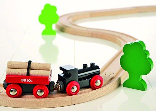Imagen 3 de Brio - Set circuito de tren con bosquecito (33042)