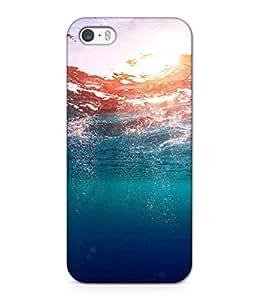Fonokart Premium Apple iPhone 5C Designer 3D Printed Matte Finish Slim Unique High Quality Case Slim Lightweight Back Cover Hard Case