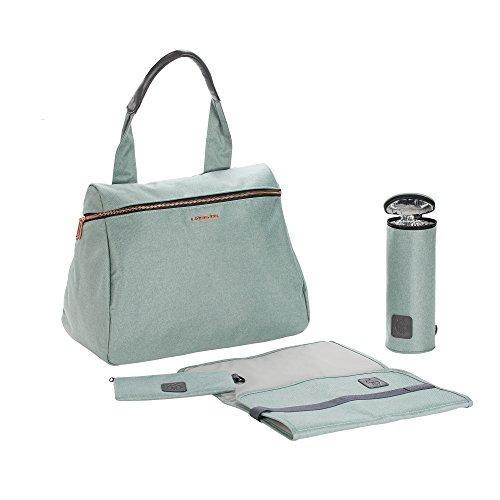 Lässig 1101005511 Wickeltasche Glam Rosie Bag, mint/grün - 2