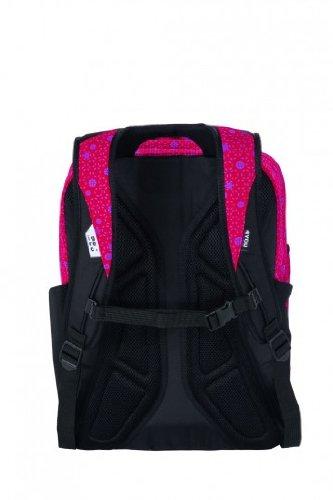 4YOU Kinder-Rucksack Igrec Multifunktionsrucksack Pink (Girls Minimals) 11440011700 - 3