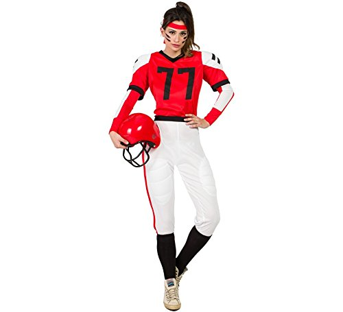 Rugby Player Costume XL