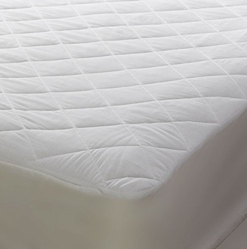 "In Dreams Quilted Mattress Protector for 2'6 x 6'6"" bed (10"" DEEP)"